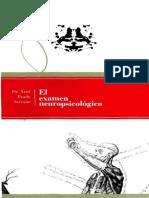El_examen_neuropsicológico