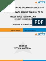 02 Stock Materials