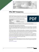 Ipsec Nat Transperencey