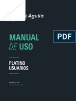 Manual de Usuario App Mi Aguila