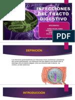 Infecciones Del Sistema Tracto Digestivo