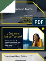 Presentacion Marco Teorico