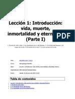 Lección 1 (I)