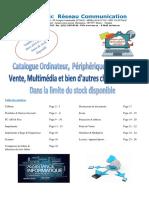 Catalogue Pc - Portables & Peripheriques Valable Jusqu'Au 31 Mars 2020