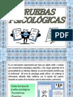 DIAPOSITIVAS PRUEBAS PSICOLOGICAS