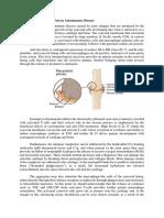 Pathophysiology of Joint Pain
