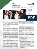 YSIAC Newsletter Issue No.1