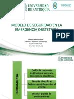 Modelo de Seguridad en La Emergencia Obstetrica_revisada