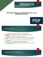 13va Sesion_criterios Para La Determinación de La Reparación Civil