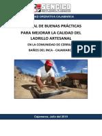 z.1. Manual Buenas Practicas en Las Ladrilleras de Cajamarca