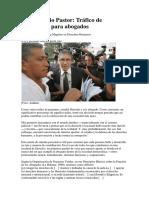 Caso Aurelio Pastor