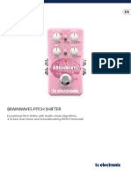 Brainwaves Pitch Shifter m En