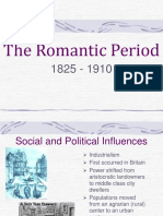 Romantic Period Copy