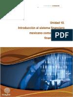 Introducción Al Sistema Financiero Mexicano