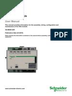 IEC to Modbus Converter - Saitel Schneider