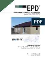 Epd211 Conc Block