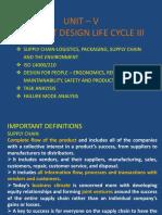 UNIT – V__Product Development Life Cycle III