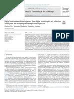 Digital Entrepreneurship Ecosystem