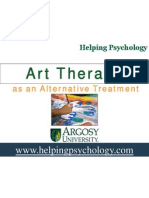 27370647 Art Therapy as an Alternative Treatment