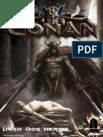 Conan Conan Livro Dos Herois 79507