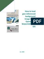 Modul Loading Georef Images 2 Epa Net WaterCAD