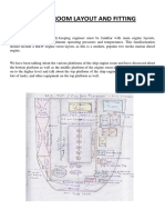 Engine Room Layouts & Fittings Notes