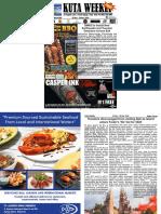 Kuta Weekly - Edition 663 Bali's Premier Newspaper