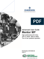 Mentor MP-Avanced User Guide_I4