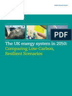 The UK Energy System in 2050_ Comparing Low-Carbon, Resilient Scenarios