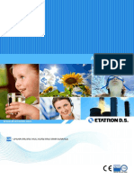 Manual for selection of Dosing Pumps