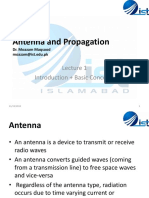 Antenna introduction
