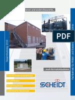 katalog scheidt 2010