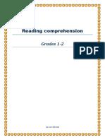 Reading Comprehension_ Grades 1-2_