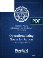 Operationalizing Goals for Action