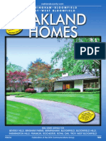 Birmingham, Bloomfield, Troy Oakland Homes