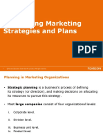 MKT646 CH 2 Strategic Planning and Marketing Plan 2019