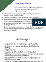 Chut Feed System process