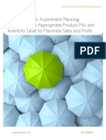 PAG POV Fashion vs Basic Assortment Planning