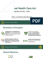 Universal Health Care Act