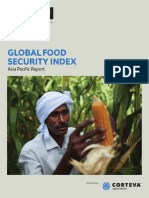 Global Food Security Index, Asia Pacific Report 2019