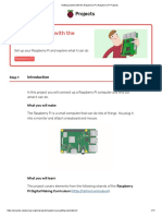 Getting Started With the Raspberry Pi _ Raspberry Pi Projects