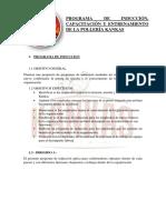 Polleria Kankas Induccion Entenamiento y Capacitacion