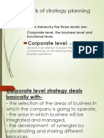 Corporate Strategy Introduction 1