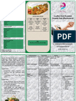 Leaflet Diet Rendah Lemak Dan Kolesterol 8