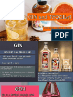 Gin and Tequila