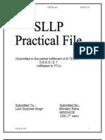 Pro Log File