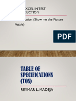 TOS presentation