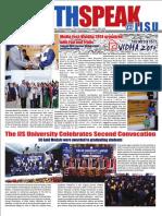IIS University Media Fest