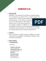 SOBO CE