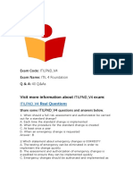 Itil 4 Foundation Itilfnd v4 Real Exam q